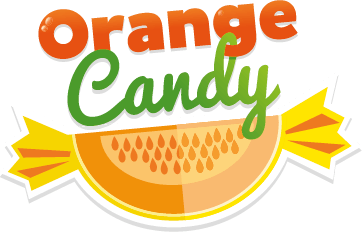 Orange Candy Melon